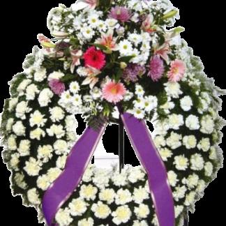 Corona funeraria cádiz